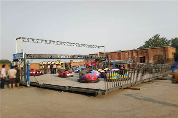Coin Operated Bumper Cars For Sale