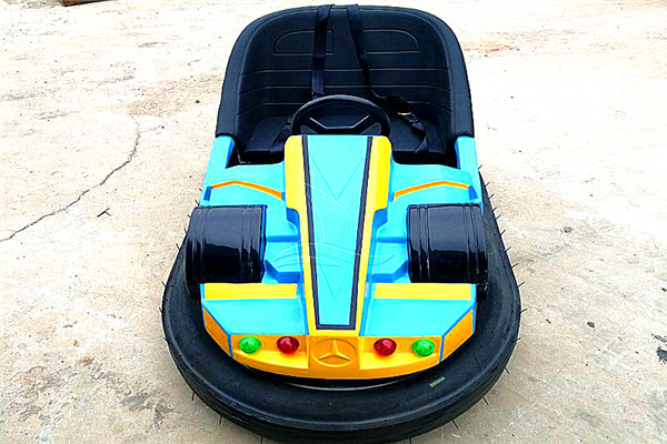 Customized Fresh Colored Battery Powered Dodgem Car