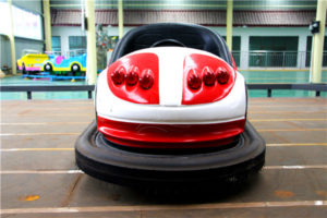 Ground Grid Adult Bumper Car for Sale Rear Wheel Drive Type