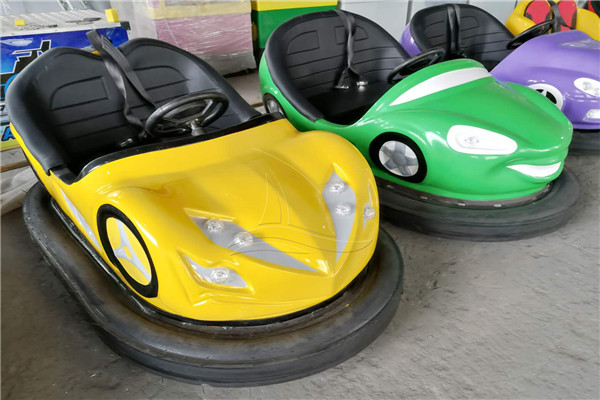 Customized Electric Bumper Car for Kazakhstan Clinents Children Birthday Party