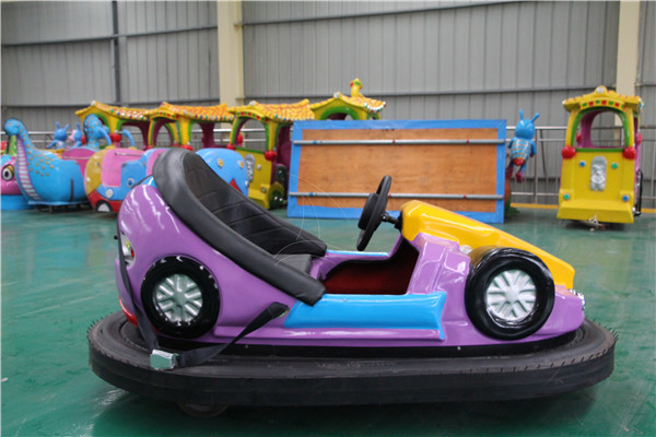 Motorized Indoor Transformers Bumper Car