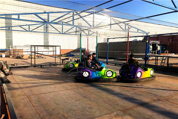 Bumper Cars For Backyard