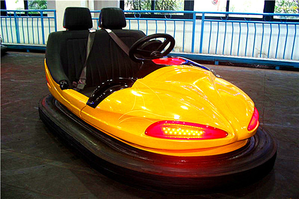 Tailored Adult Spin Zone Adult Dodgem Rides for New Zealand Mall Business