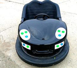 Tailored Battery Operated Bumper Car for USA Customer