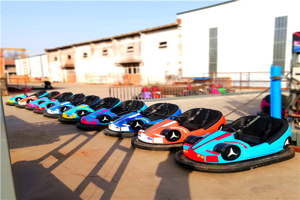 10 battery operated bumper car for Indian Customes Park Business