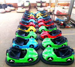 20 tailoed battery operated dashing cars for Philippines customer