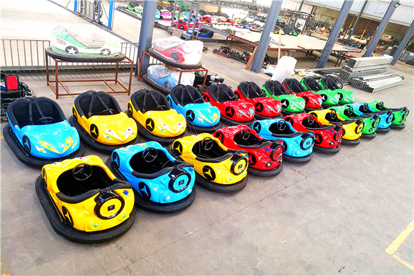 Battry Bumper Car for Kids Birthday Party