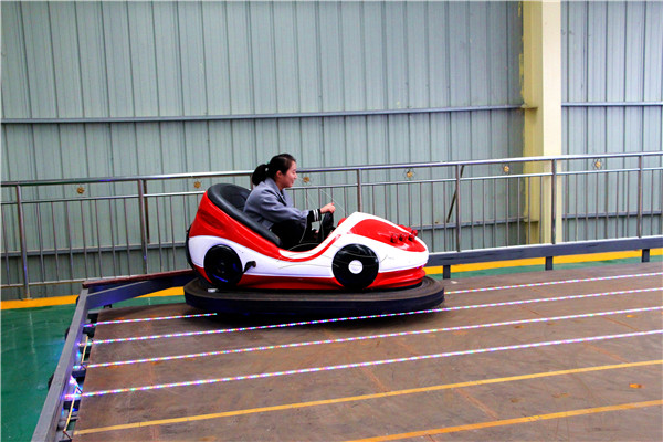 Brand New Rear Driven Bumper Dashing Carnival Car Rides for Sale
