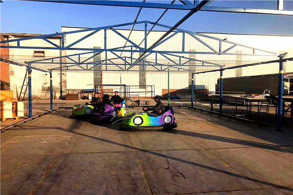 Floor-Grid Bumper Car for Sale Dinis Kids Birthday Party Available
