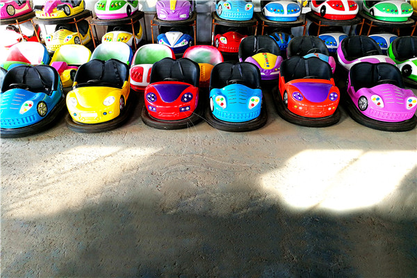 Ground Grid Backyard Bumper Cars for Sale