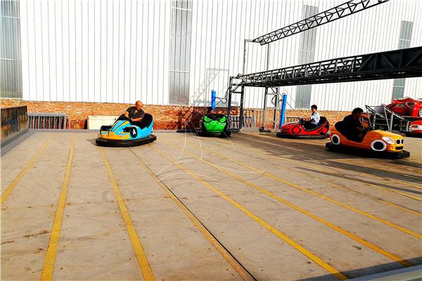 Ground Grid Adult Dodgem Cars for Sale