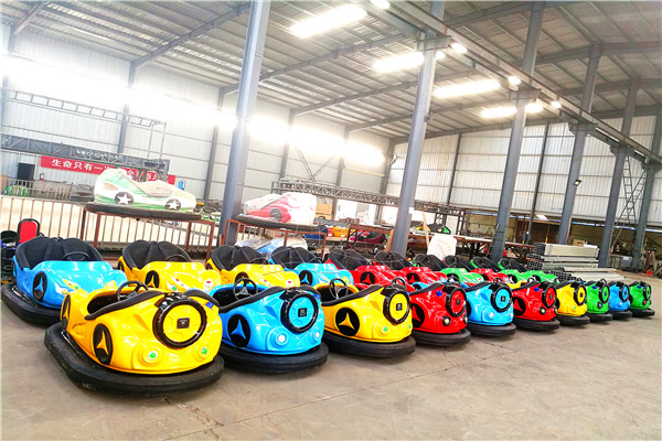 Indoor Dodgem Car Rides for Park