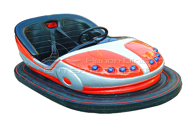 LED type Bumper Car for Christmas