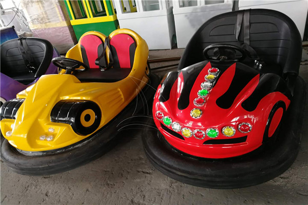 New Attraction Dodgems For Sale Ground Grid Type