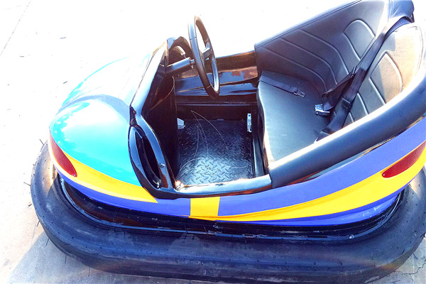 Newly Manufactured Battery Operated Backyard Bumper Car