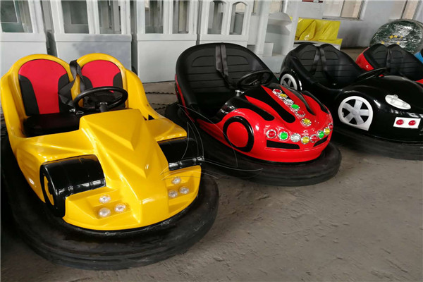 Popular Birthday Party Ground Bumper Car Dinis
