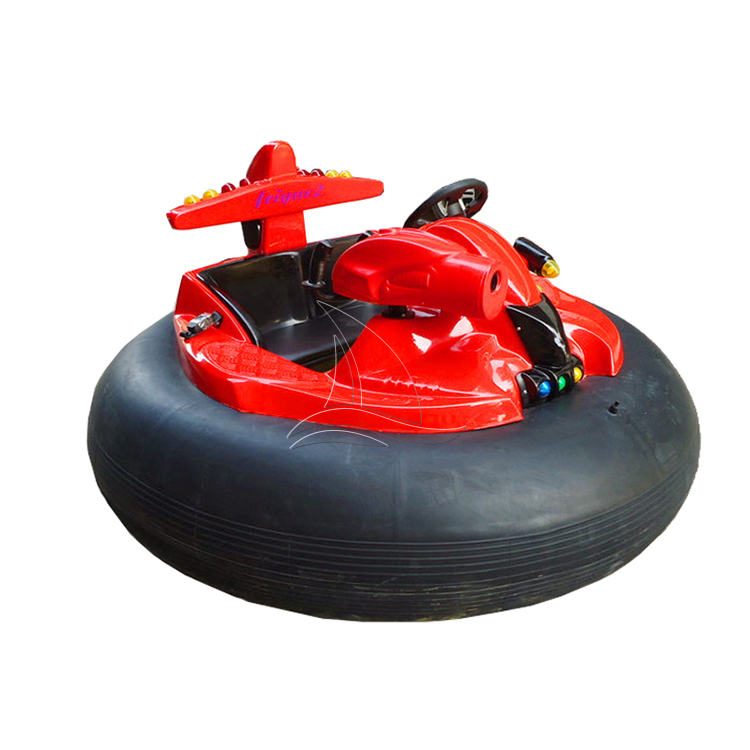 Tailored Red Color Inflatable Dodgem Car Rides for Sale