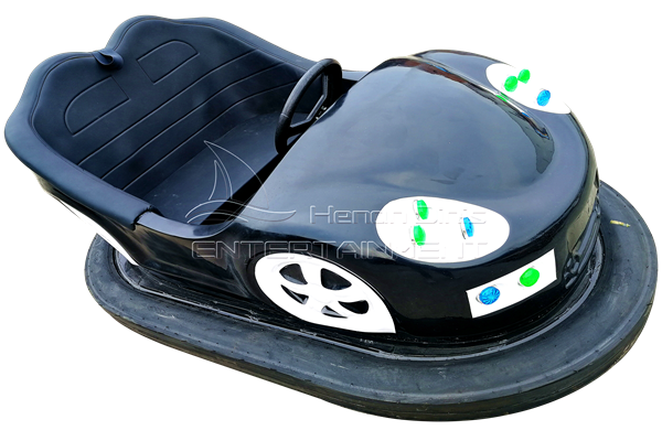 Vintage Battery Power Bumper Car